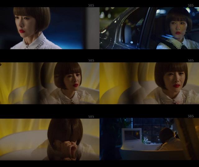 '시크릿 부티크' 김선아, 카리스마에 숨겨진 아픈 속내..'욕조 눈물 먹먹'