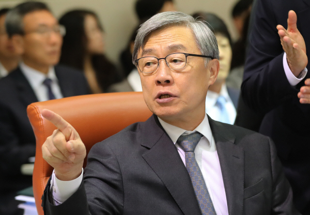 최재형 감사원장 '내년 검찰청 감사할 것'...검찰개혁 공방 가열된 감사원 국감