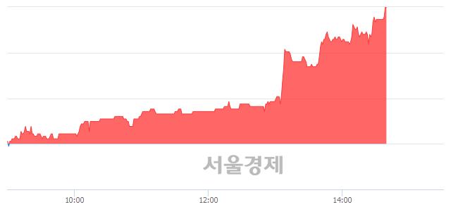 코NEW, 전일 대비 7.36% 상승.. 일일회전율은 0.44% 기록