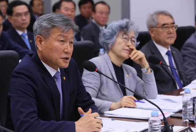 박삼득 '국가유공자법 시행령 개정할 것..폭발물 피해도 전상'