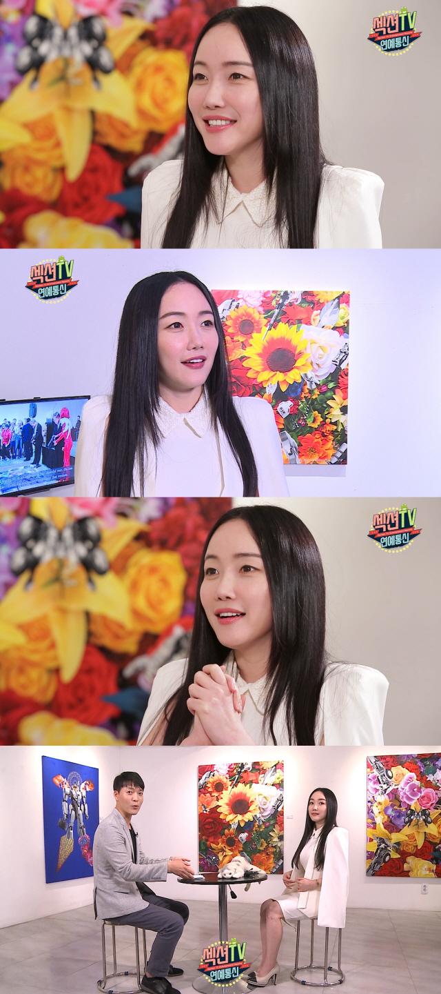'섹션TV 연예통신' 아픔 딛고 돌아온 낸시랭의 특별한 인터뷰 공개