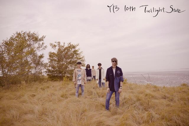 YB, 오늘(10일) 정규 10집 'Twilight State' 발매..'국가대표 록밴드의 귀환'