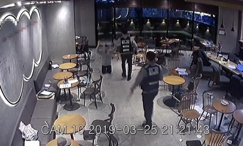 부산 대학가 카페서 '묻지마 흉기난동'에 여대생 중상, 징역 8년 선고