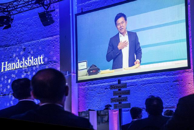 SKT '민·관 합심 5G선도...獨과 자율차 등 협력 희망'