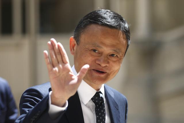 마윈, 2년 연속 중국 최고 부자…재산 46조
