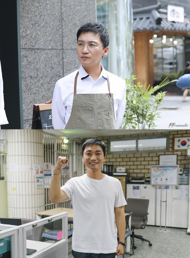 """조재윤, '도시경찰'→'영웅' '유령을 잡아라'까지..""""열일의 아이콘"""""""