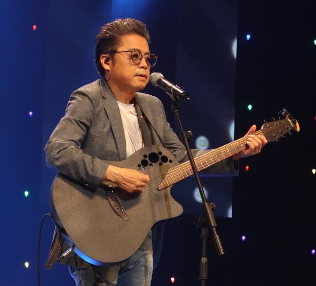 가수 김학래, 40주년 콘서트 콜드플레이급 음향 시스템으로 승부