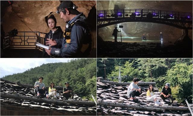'와일드 맵' 최송현, 얼음장 물속도 막지 못한 '열정+진정성'