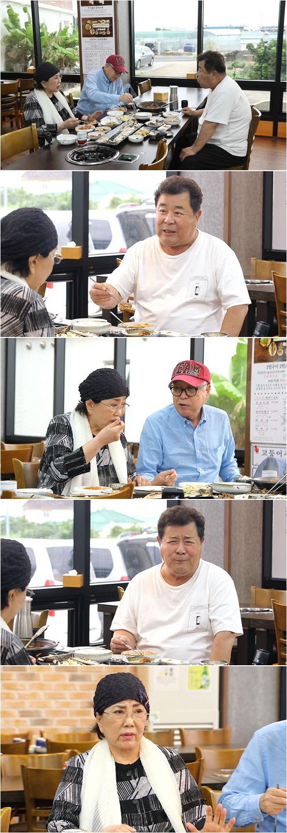'모던 패밀리' 백일섭, 사업 실패 '첫' 고백...떼인 돈만 9억원