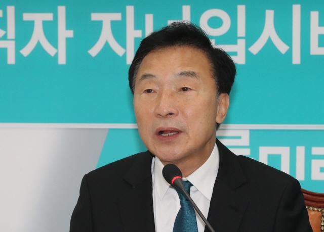 """손학규 """"문 대통령, 일본 천황 즉위식 직접 참석해달라"""""""