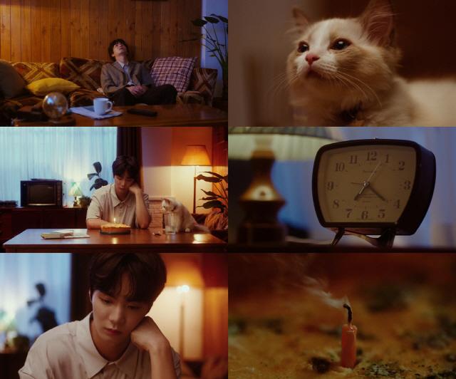 뉴이스트 JR, 미니 7집 오피셜 포토+영상 공개..'청순한 비주얼 눈길'