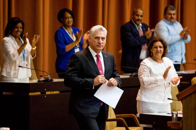 쿠바 43년만에 대통령직 부활…혁명 주역들은 평의회서 물러나