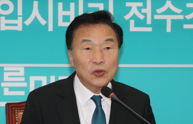 손학규 '文대통령, 일왕 즉위식에 참석해 한일관계 회복하길'