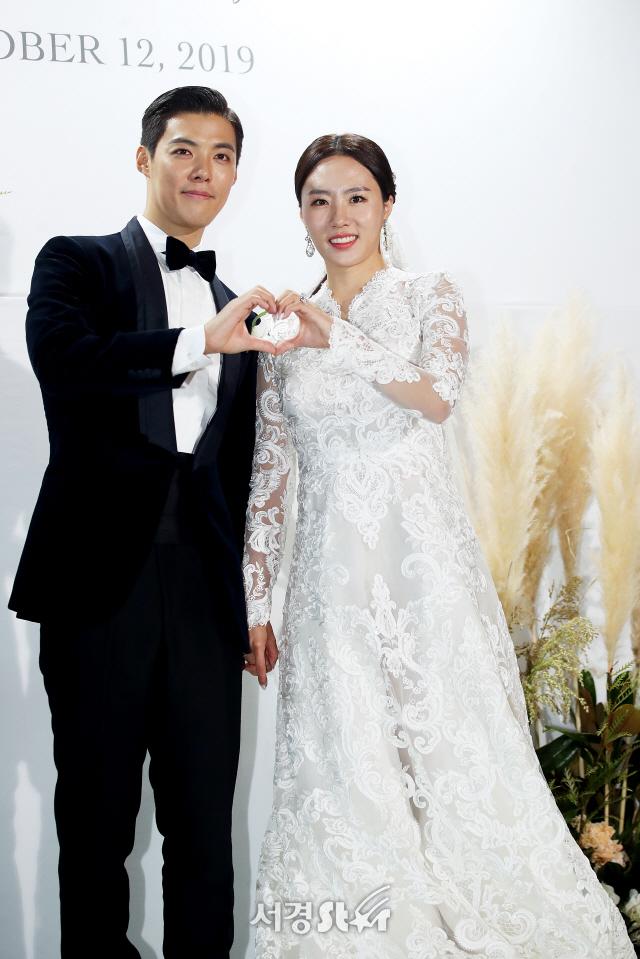 강남-이상화 결혼, 오늘 결혼 (강남·이상화 결혼식)