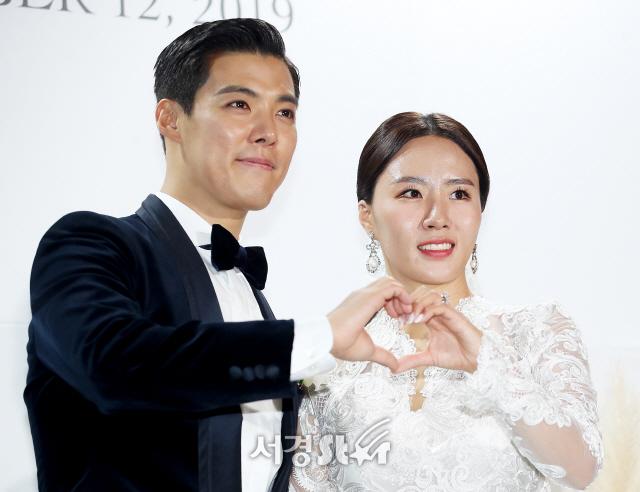 강남-이상화 결혼, 연예 스포츠스타 커플 탄생 (강남·이상화 결혼식)