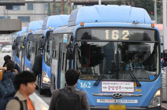 서울시 '세금 먹는 하마' 버스 준공영제 손질