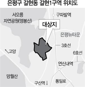 갈현1구역 재개발사업, 현대 vs 롯데 맞붙는다