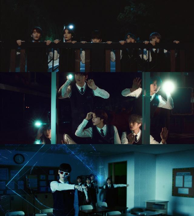 투모로우바이투게더, 첫 번째 정규 앨범 타이틀곡 티저 영상 전격 공개
