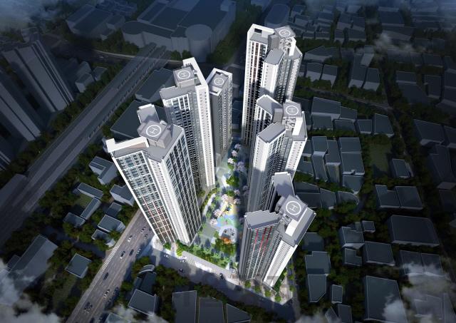 대구 중심에 49층 랜드마크…현대건설, 힐스테이트 대구역 11월 분양