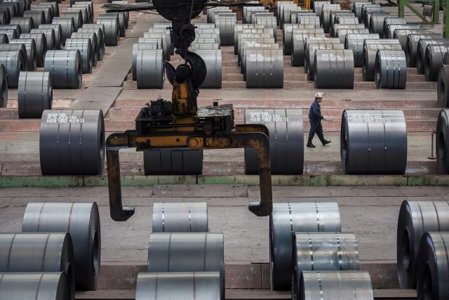 위안화 가치 하락에도…中 9월 수출 3.2% 감소
