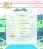 ARIAZ(아리아즈), 1st 미니앨범 '그랜드 오페라' 타임테이블 공개