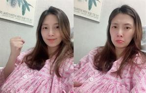 """김희원 딸 제왕절개로 출산...""""난 괜찮아요"""""""