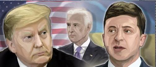"""트럼프 """"우크라이나 의혹, '탄핵 사기'…내부고발자 신원 확인해야"""""""