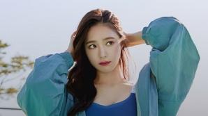 """'신세경 바람막이 한정판' 오퀴즈 이벤트…""""지금 입기 딱 좋아"""""""