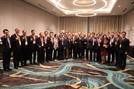 세계한인경제인대회 참석한 김기문