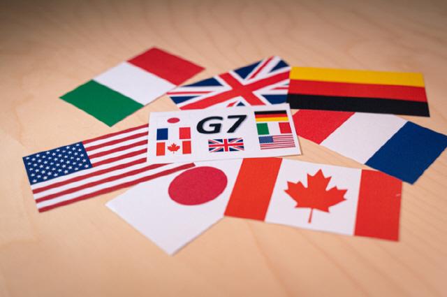 G7 '스테이블 코인, 규제 당국에 주요한 도전 될 것'