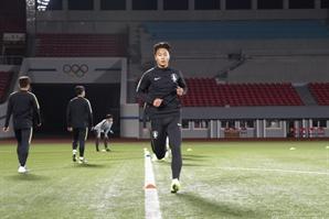 29년만의 역사적인 평양 남북 축구경기 영상으로 남는다