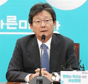 """유승민 """"황교안, 탄핵의 강 건너 개혁보수로 나오라"""""""