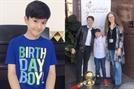 """아역배우 링컨, 12살 생일파티로 전한 근황..""""여전히 순수+러블리"""""""
