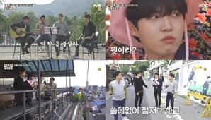 '수요일은 음악프로' 일주일 전부터 준비한 막내 김재환의 서울 노래 투어