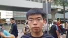 """""""홍콩은 39년 전 광주""""…조슈아 웡, 한국에 지지 호소"""