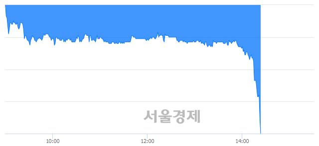 코현성바이탈, 현재가 5.36% 급락