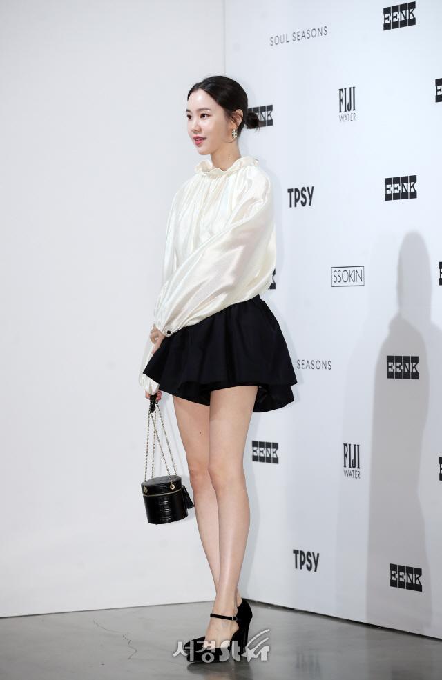김예원, 더 예뻐진 미모