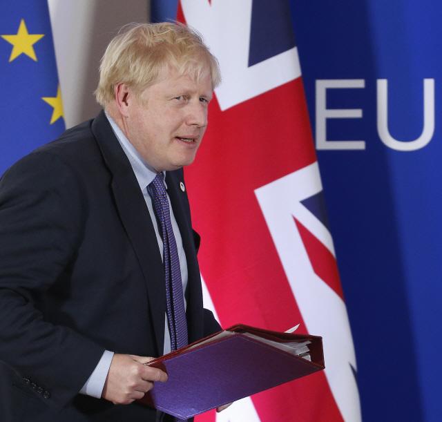 英 존슨 '의회, 하나로 뭉칠 때...브렉시트 합의안 찬성할 것'