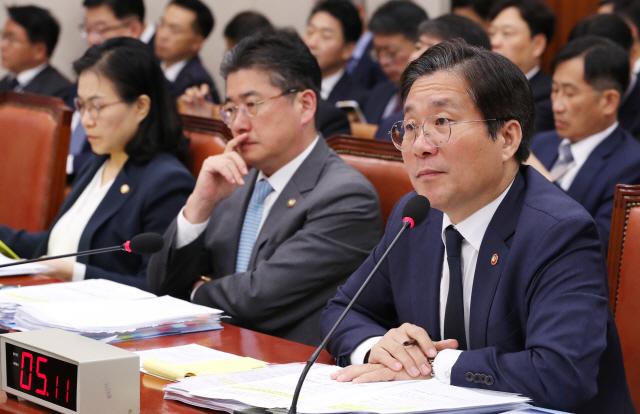 임박한 개도국 결정시한…성윤모 '관계부처 협의 중'