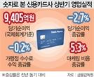 법인카드 '황제혜택' 줄인다…당국, 캐시백 상한선 내년 시행