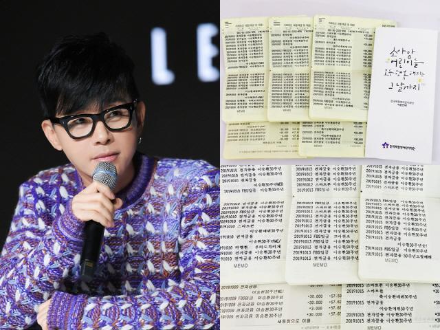 이승환 30주년 기념, 팬들의 아름다운 기부 릴레이 '선한 영향력의 정석'