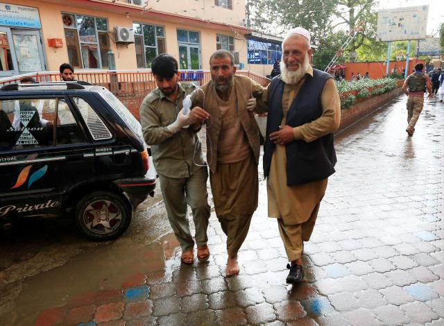 아프간 동부 이슬람사원 겨냥 박격포 테러 발생(속보)