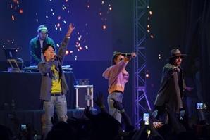 MFBTY(타이거JK, 윤미래, 비지), K힙합 최초 중남미 단독 콘서트 성황