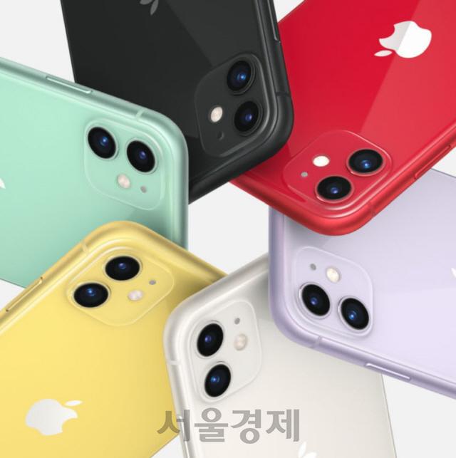 韓 스마트폰 혁신에 반격 나선 애플·화웨이...아이폰11·메이트X 출격