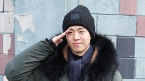 이현우, 오늘(19일) 현역 만기 전역→뮤지컬 영화 '영웅'으로 복귀