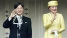 일왕 즉위식 앞두고 55만명 사면·복권…결혼식 이후 26년만