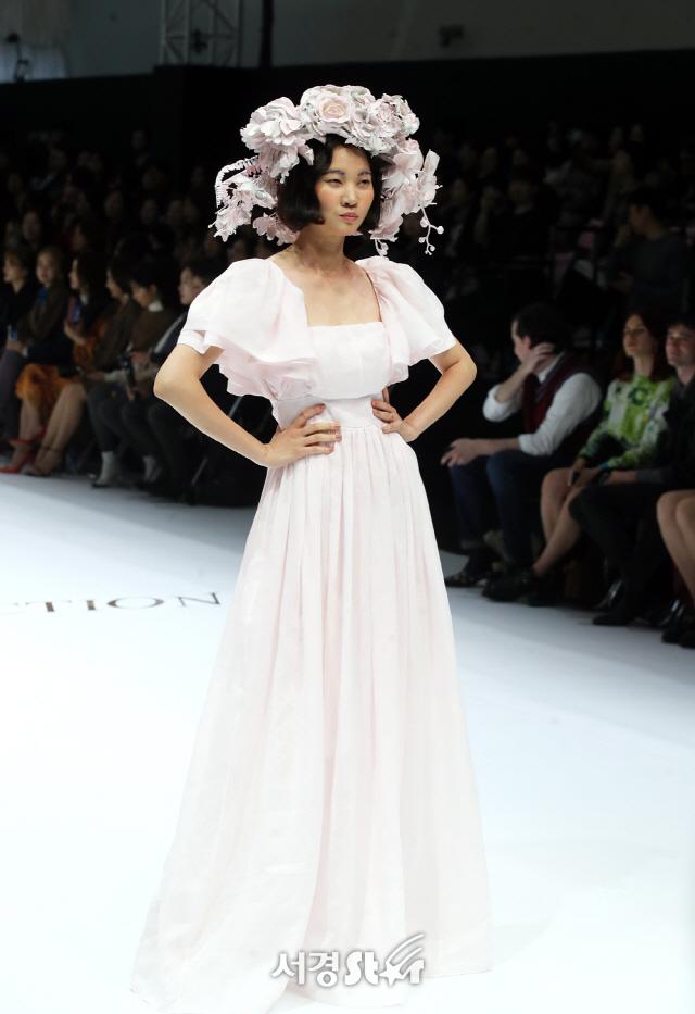 지춘희, '미스지 컬렉션' 빛낸 모델들 (2020 S/S 서울패션위크)