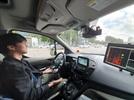 [Car&Fun] 이마트 자율주행 배송차량 '일라이고' 타보니…급코너에서도 적재물은 그대로[영상]