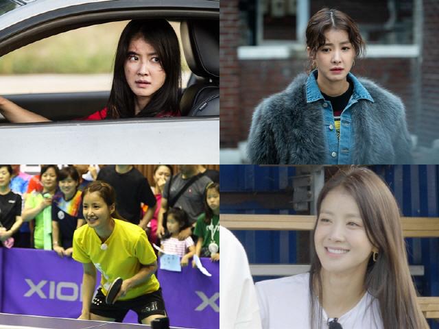'으라차차만수로' 이시영, 영화-드라마-예능까지...2019년 진정한 열일의 아이콘