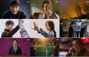 '배가본드' 이승기, 국정원에 공개 선전포고...최고시청률 11.3%기록